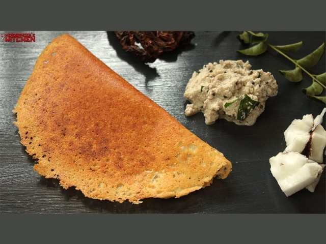 Keto Dosa With Chutney Recipe