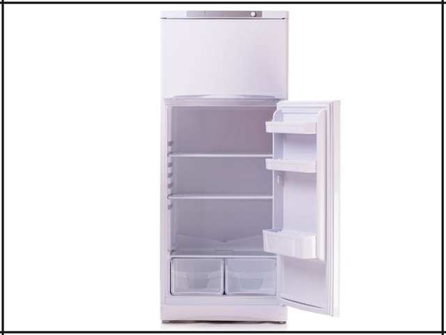 Vacate The Fridge Before Cleaning
