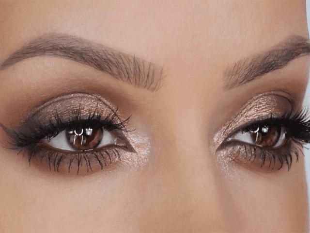 Natural Smokey Eye Makeup Technique