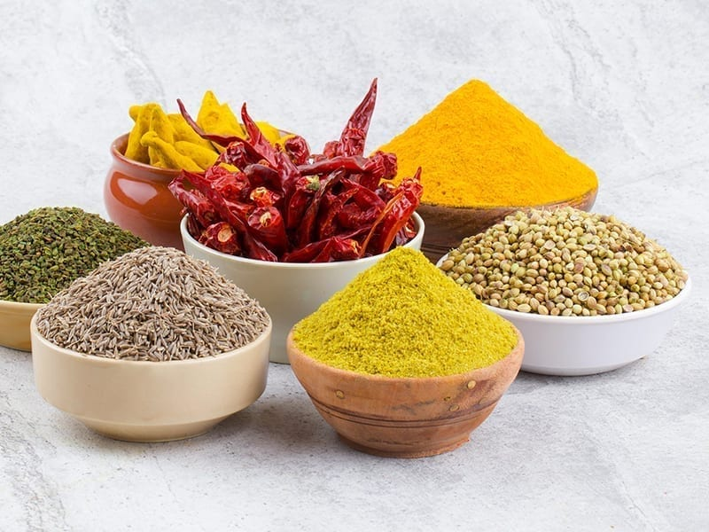 Consume Spices To Get Rid Of Kapha Dosha