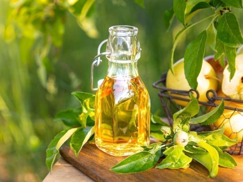 Combat Oily Scalp With Apple Cider Vinegar