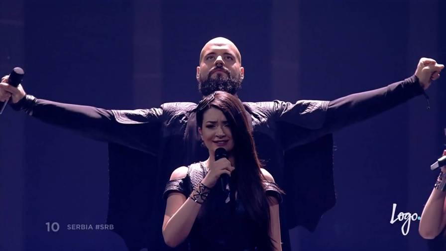 Eurovision 2018 10 Serbia - 07