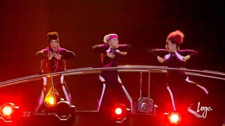 Eurovision 2018 22 Israel - 28