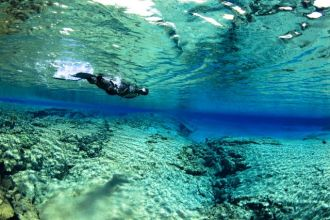 Silfra Snorkelling, Arctic Adventures, Iceland