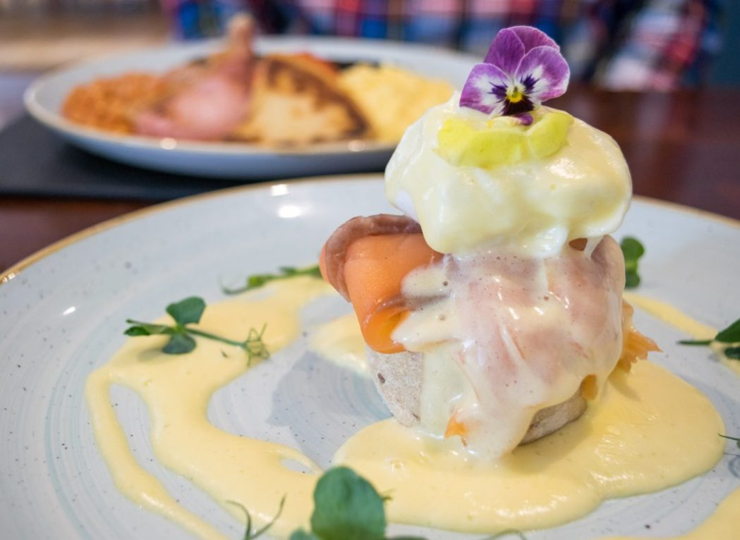 The Taynuilt: Etive Rooms & Restaurant