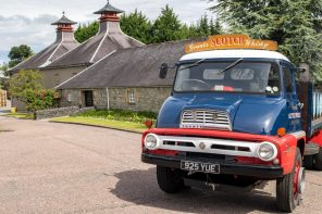 Stagecoach Whisky Trail: Elgin to Dufftown