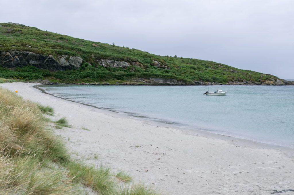 Isle of Gigha - Twin Beaches
