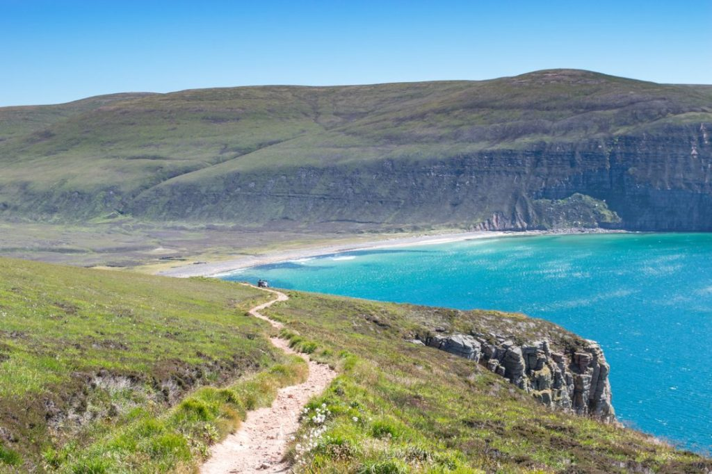 Island hopping on Orkney