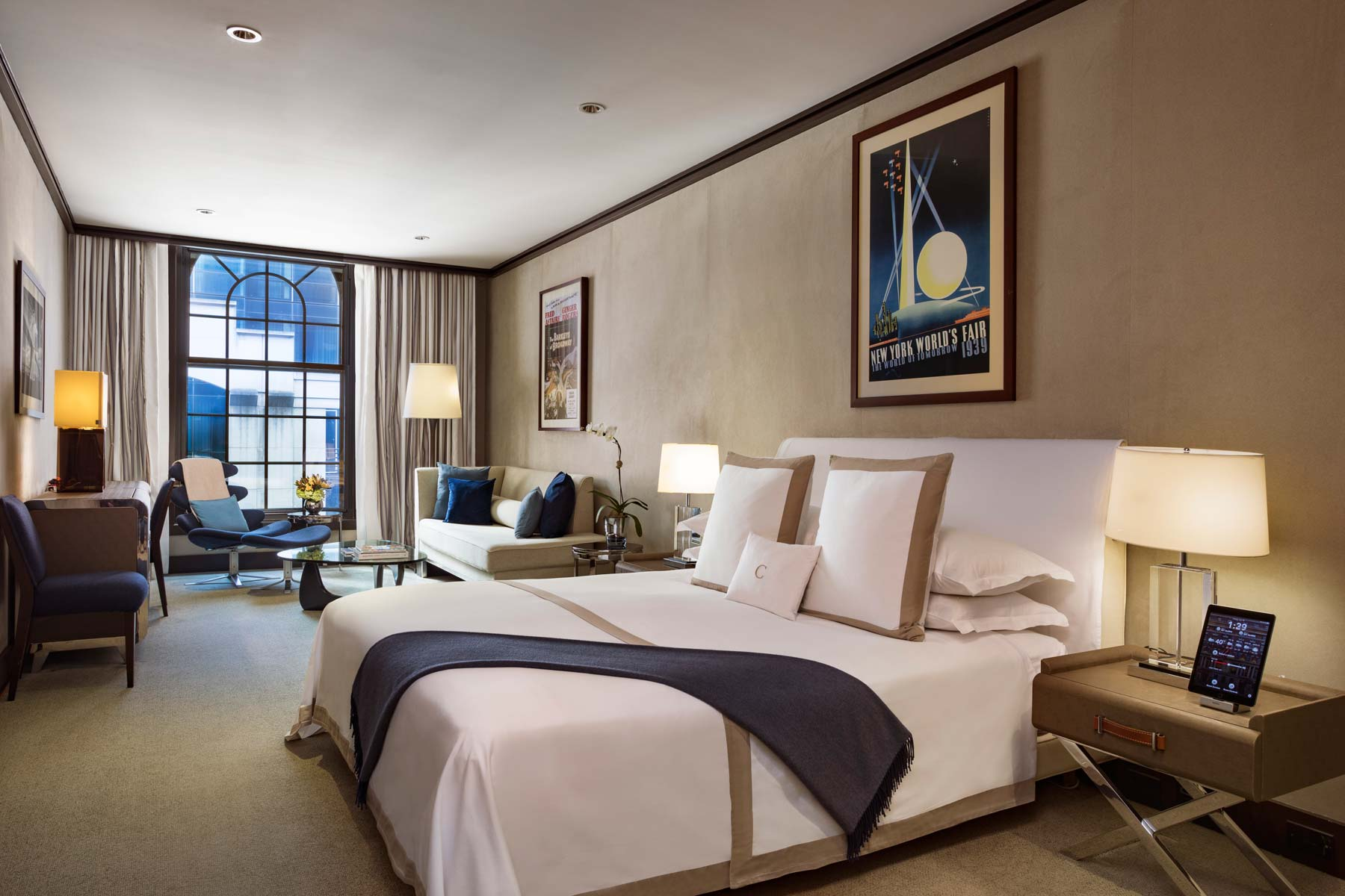 Junior Suite King - Luxury Hotel In York