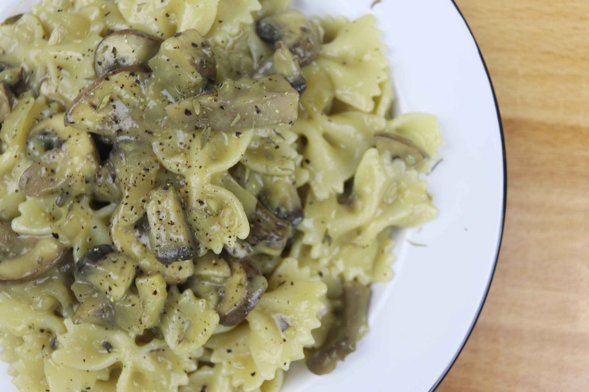 Vegan mushroom stroganoff recipe must try cheap lazy vegan this was featured in my vegan comfort recipes video and it is literally the definition of comfort food its pasta with a creamy and super flavourful forumfinder Image collections