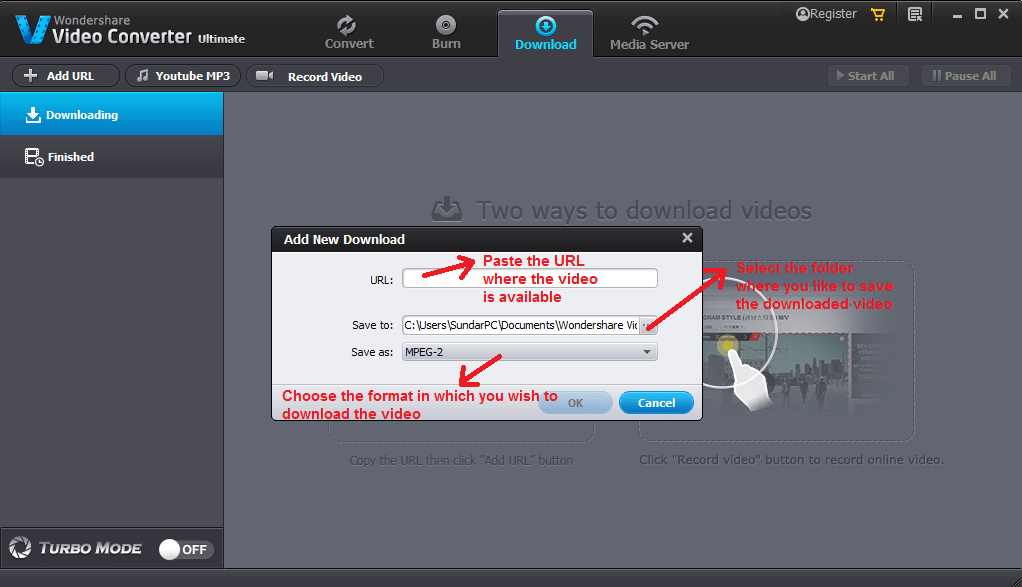 wondershare video converter download pasteurl