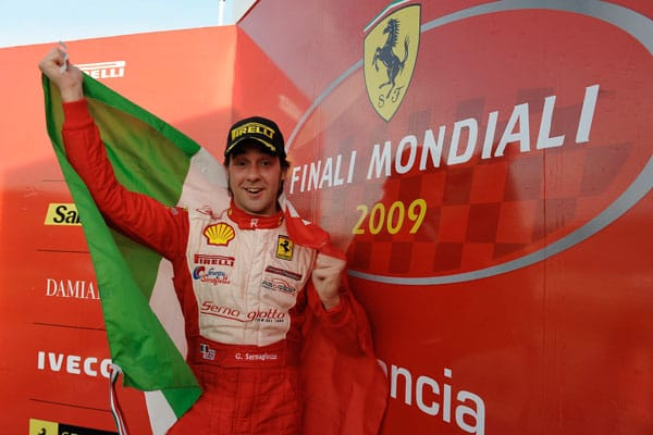 Giorgio Sernagiotto - Photo Courtesy of Ferrari