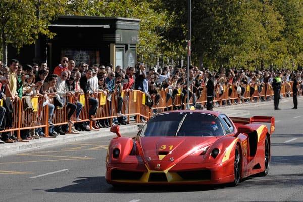Photo courtesy of Ferrari