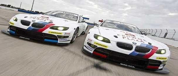 BMW Team RLL -Sebring - (Photo Credit: BMW Team RLL)