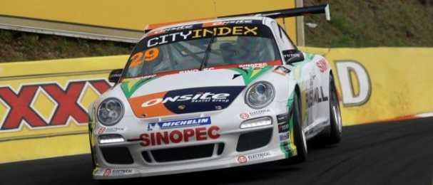 Michael Patrizi - Photo Credit: Porsche Cars Australia