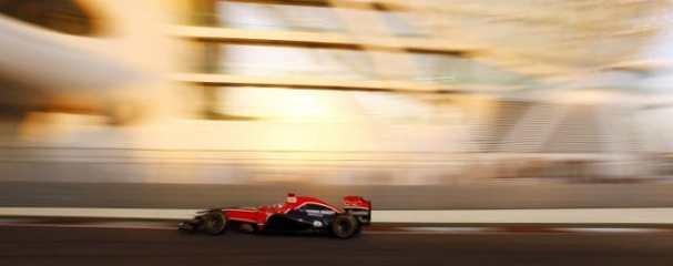 Timo Glock - Photo Credit: Marussia Virgin Racing
