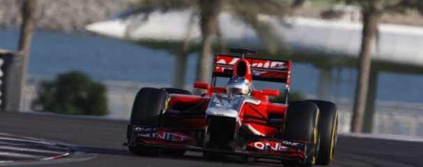 Charles Pic - Photo Credit: Marussia Virgin Racing