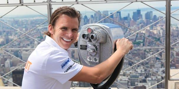 Dan Wheldon (Photo Credit: Indycar)