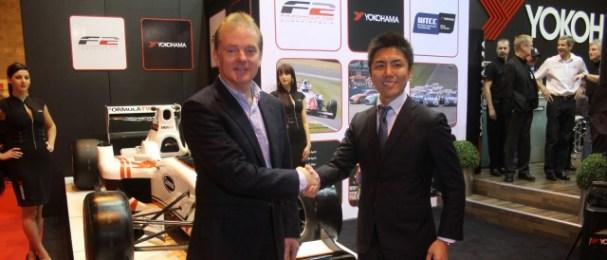 Jonathan Palmer and Kazu Sekiguchi - Photo Credit: FIA Formula Two Championship