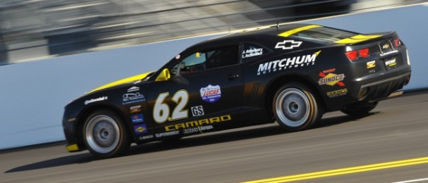 Mitchum Motorsport Chevrolet Camaro
