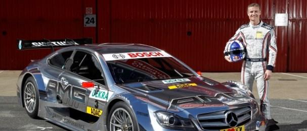 David Coulthard - Photo Credit: Daimler AG