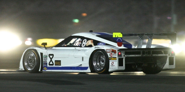 Starworks Motorsport's no.8 Riley-Ford during the Rolex 24 at Daytona (Photo Credit: Grand-Am)