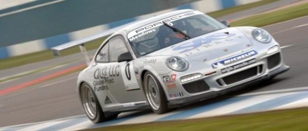 Michael Meadows continued his perfect record in Carrera Cup qualifying (Photo Credit: Chris Gurton Photography)