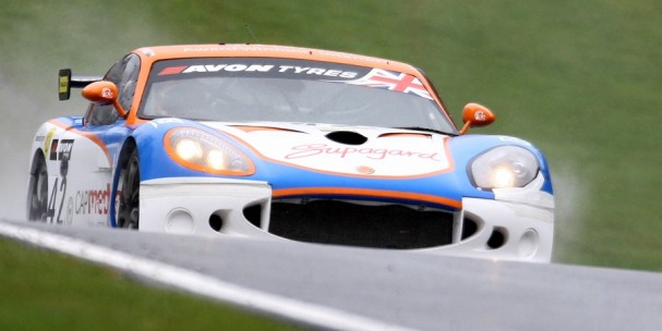 Century Motorsports Ginetta G50 (Photo Credit: Chris Enion)