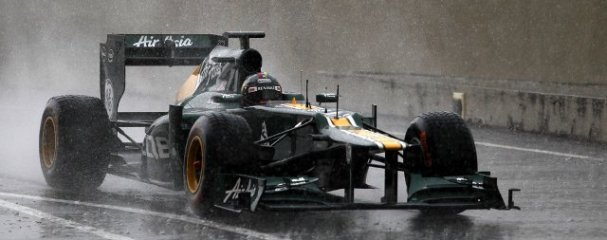 Rodolfo Gonzalez - Photo Credit: Caterham F1 Team