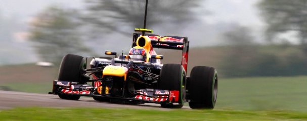 Mark Webber - Photo Credit: Andrew Hone/Getty Images