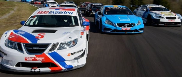 Saab, Volvo and BMW teams will battle in the new TTA series