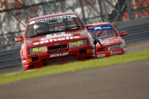 Craig Davies played a role in several of the race's dramatic moments (Photo Credit: Chris Gurton Photography)