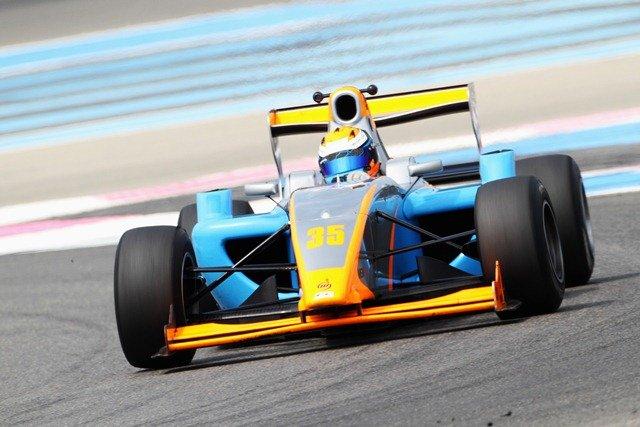 Hector Hurst - Photo Credit: Formula Two