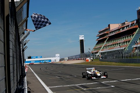 Alexander Sims - Photo Credit: F3 Euro Series