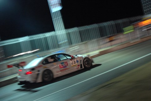 Alex and the rest of the TCF team at Silverstone worked through the night (Photo Credit: Chris Gurton Photography)