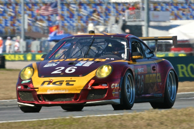 """The team promise a """"similar"""" livery to their 2012 design for the Rolex 24 (Photo Credit: Grand-Am)"""