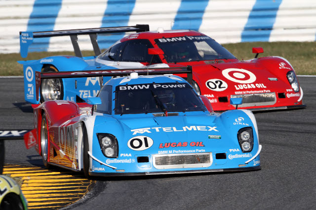 The Chip Ganassi Racing with Felix Sabates pair returned to the top of the times (Photo Credit: Grand-Am)