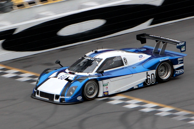 The 2012 Rolex 24 winner will again drive the #60 Ford-Riley (Photo Credit: Grand-Am)