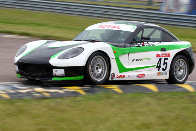 Scuderia Vittoria entered a pair of G40 in the 2012 season (Photo Credit: Jakob Ebrey Photography)