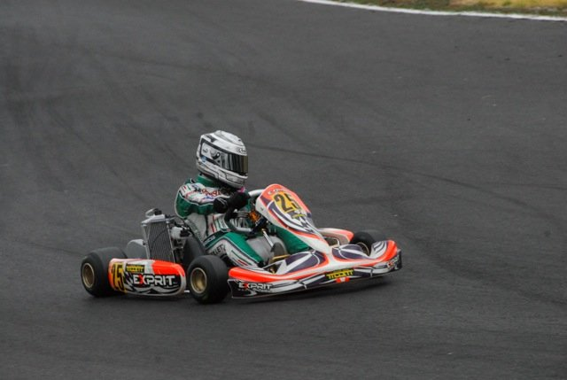 Laura travelled out to Australia for her first racing of 2013