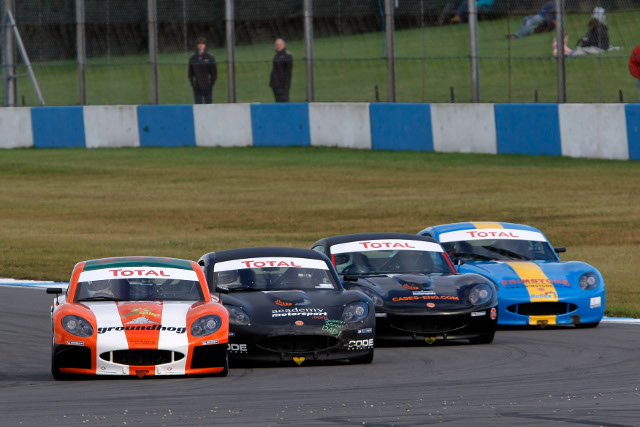 The Ginetta GT5 Challenge is wide open again in 2013 (Photo Credit: Jakob Ebrey Photography)