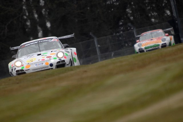 Trackspeed's #31 and #33 lead the points after the first weekend of racing (Photo Credit: Chris Gurton Photography)