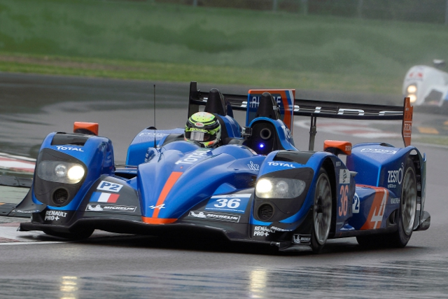 Signatech lead the way in wet conditions in Italy (Photo Credit: ELMS/DPPI)