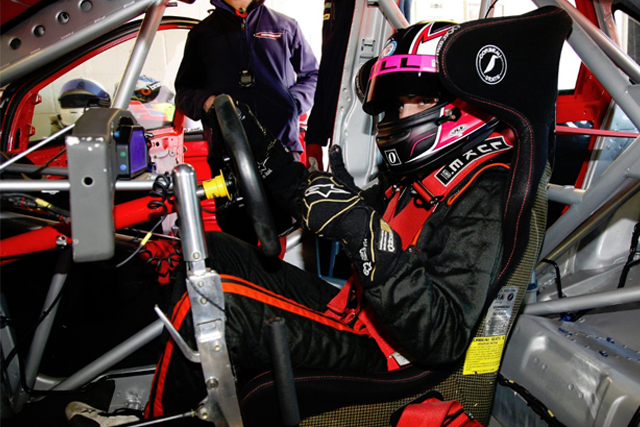 Jake Hill Motorbase test 2012