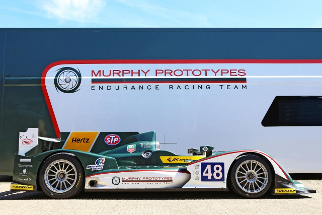 STP will support Murphy Prototypes in their quest for LMP2 victory at Le Mans (Credit: STP)