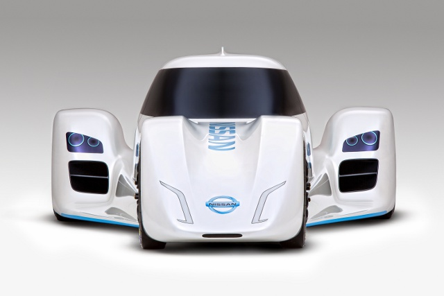 Nissan say the ZEOD RC will be capable of 300km/h (Credit: Nissan)