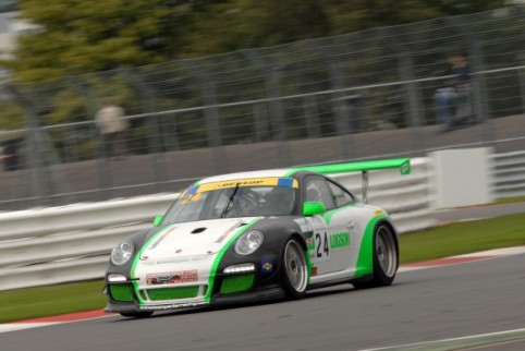 Team Parker Racing preserved thier championship lead with Class Two victory (Credit: Chris Gurton Photography)
