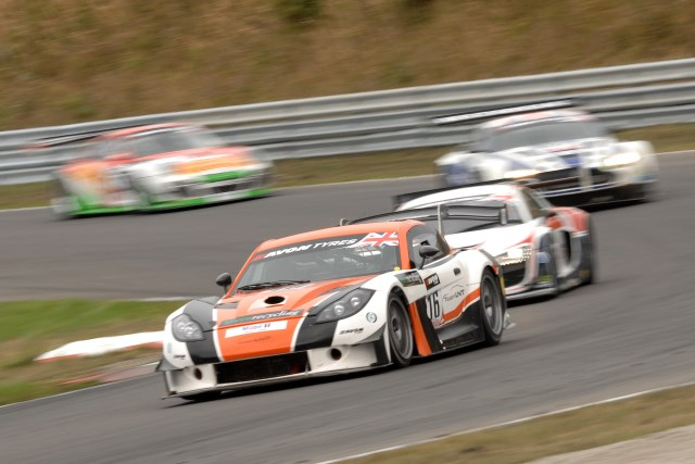 Team LNT have focussed on a British GT campaign this season (Credit: Chris Gurton Photography)