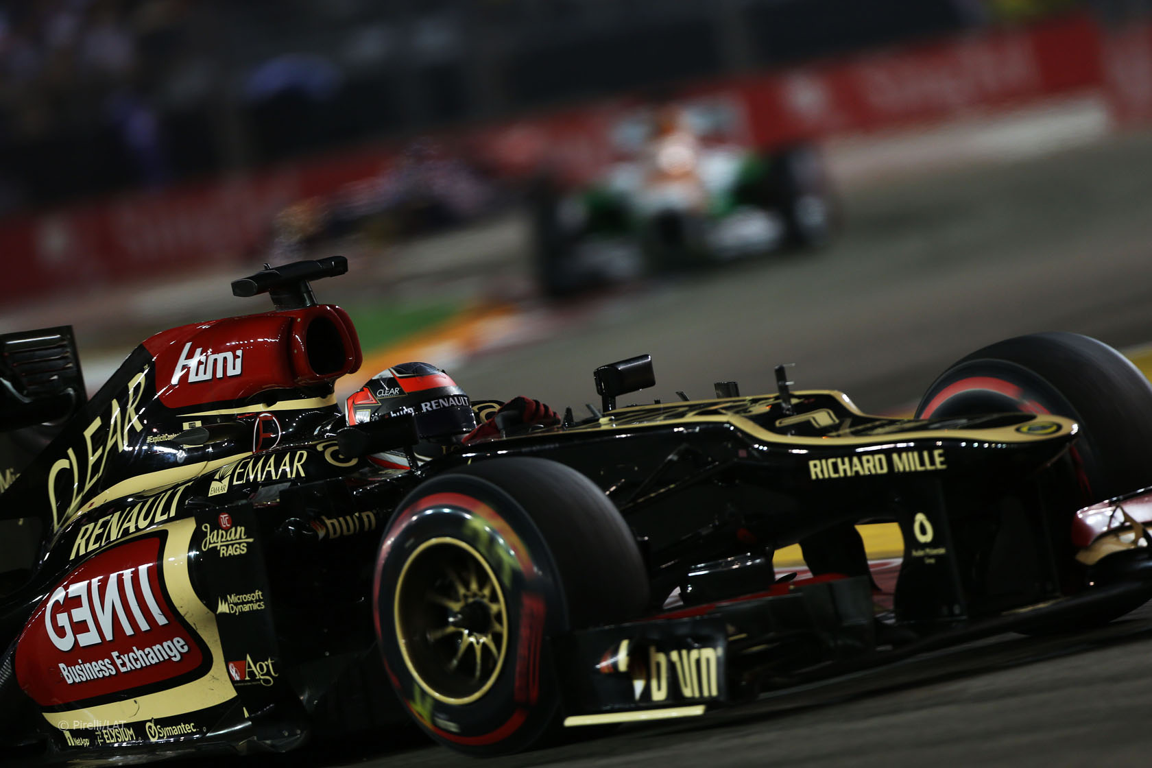 F1 2013: Singapore Grand Prix - Driver Of The Day - The ...