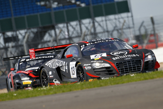 Team Parker intend to run a pair of GT3 Audis on the European series (Credit: V-IMAGES.com/Fabre)